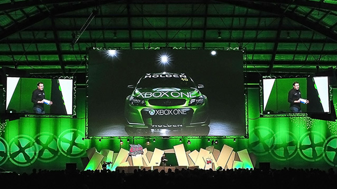 Expo Exhibition Stands Xbox One : Rinsed activations xbox eb games expo